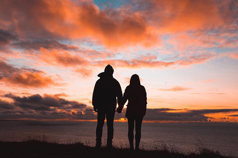 Santé du couple, main dans la main